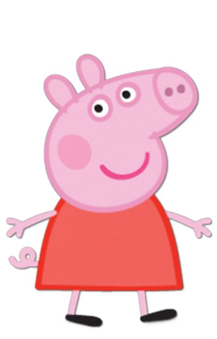 Free Peppa Pig Clipart