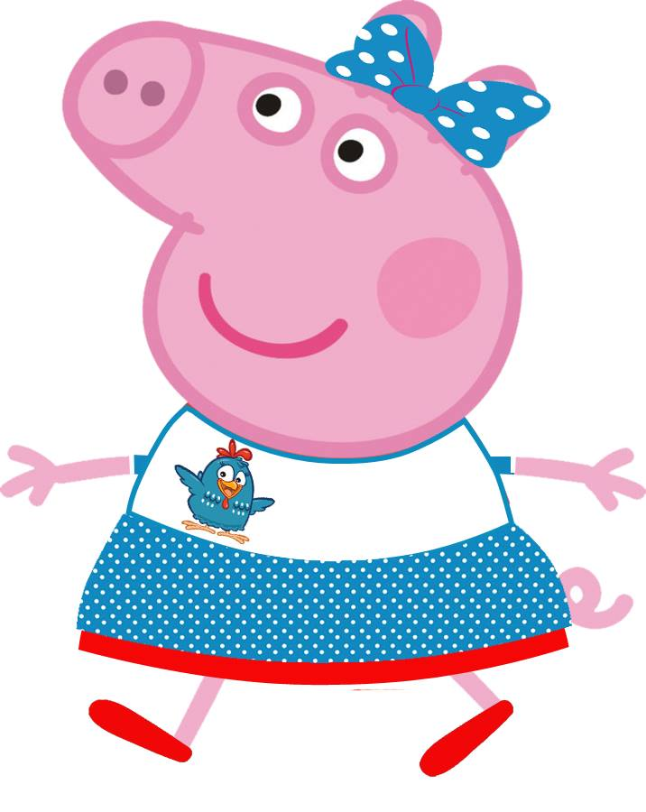 716x900 Peppa Pig Clipart Png Collection