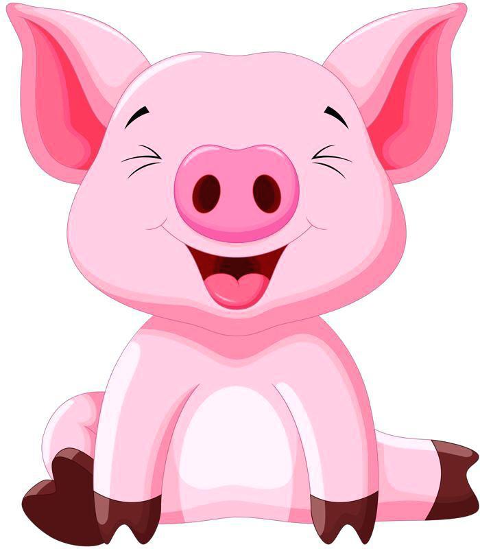 700x800 Pig Cartoons Images
