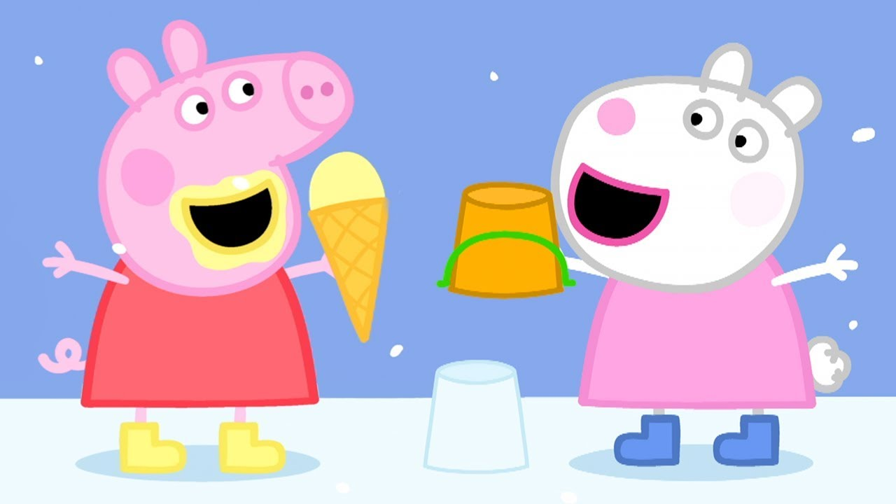 1280x720 Sun Clipart Peppa Pig Free Collection Download And Share Sun