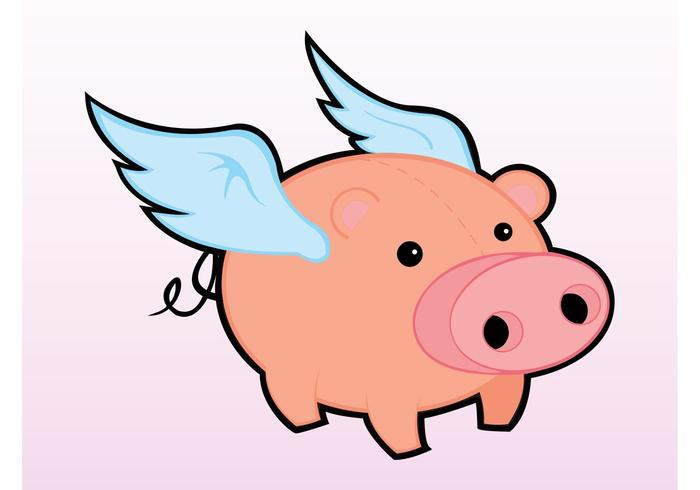 700x490 Flying Pig Clipart Flying Pig Download Free Vector Art Stock