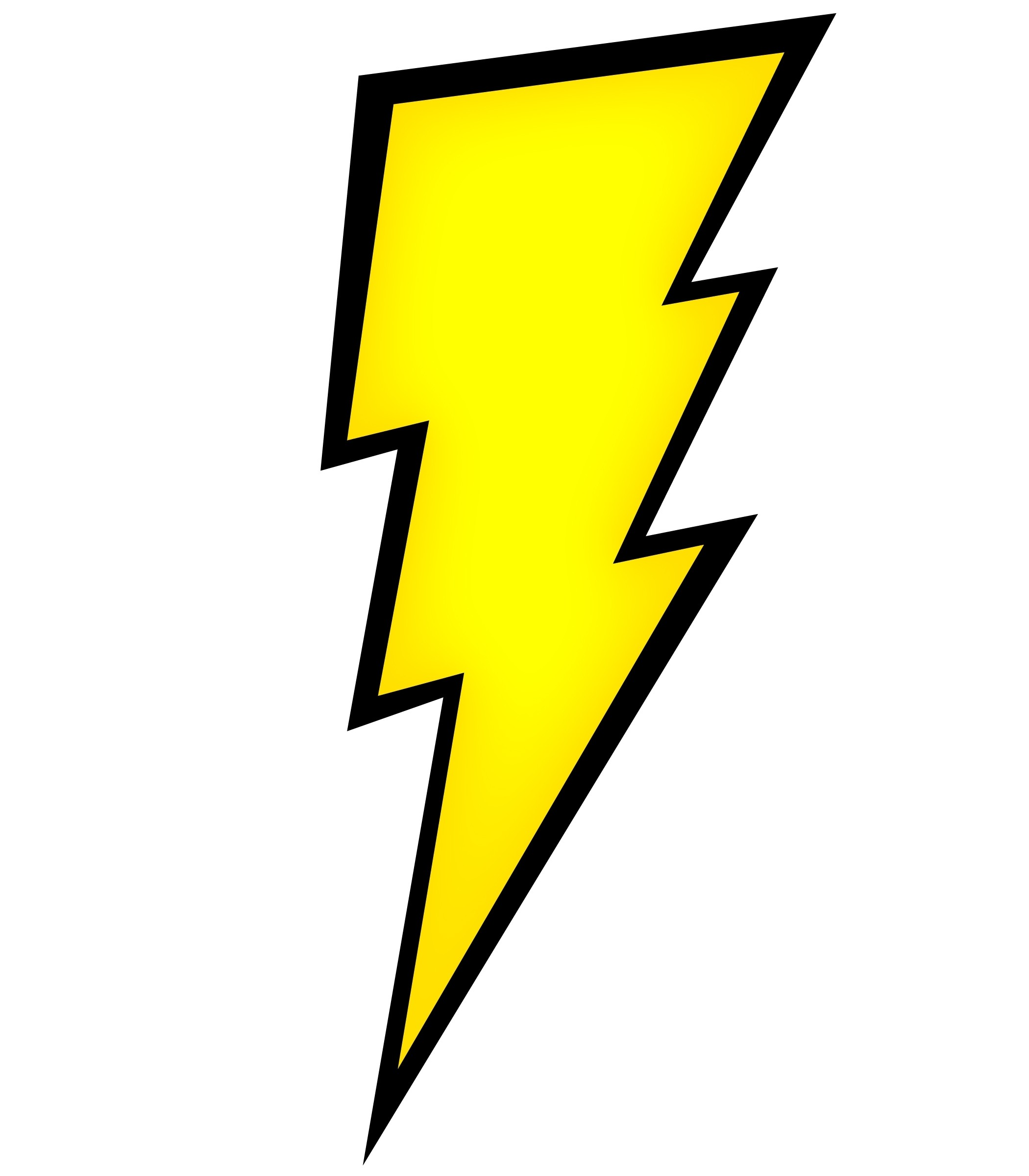 2100x2400 Extremely Creative Lightning Clipart Strike 1 Black And White