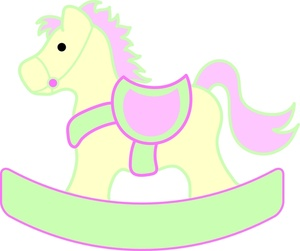 300x251 Free Rocking Horse Clipart Image 0515 1004 0904 2724 Horse Clipart
