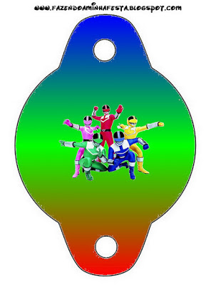 296x400 Power Rangers Free Party Printables, Images And Backgrounds. Oh