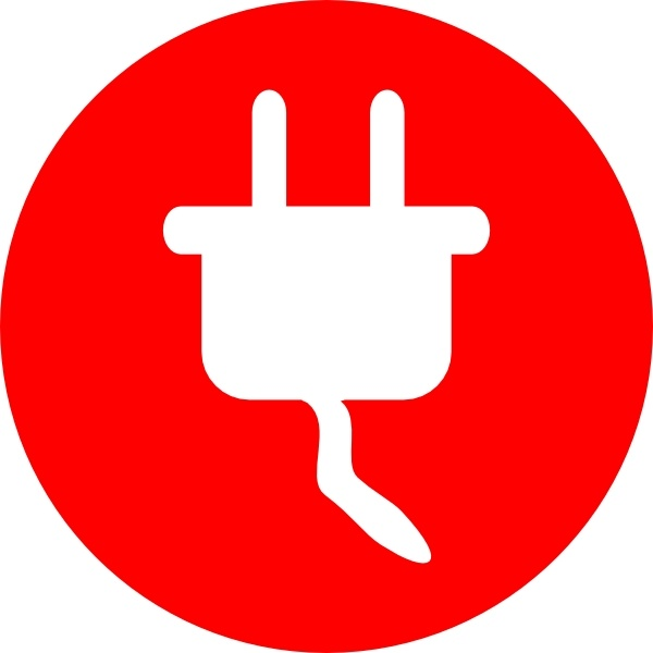 600x600 Collection Of Power Plug Clipart High Quality, Free Cliparts