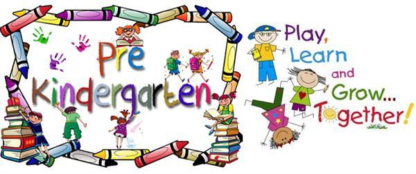 600x252 Pre Kindergarten