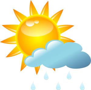 300x295 Cartoon Weather Clipart