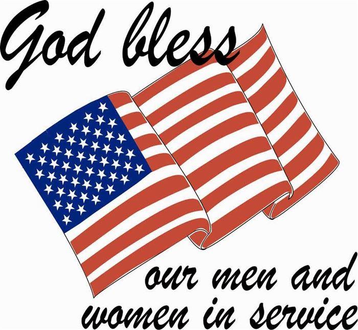 700x646 Patriotic Clipart Veterans Day