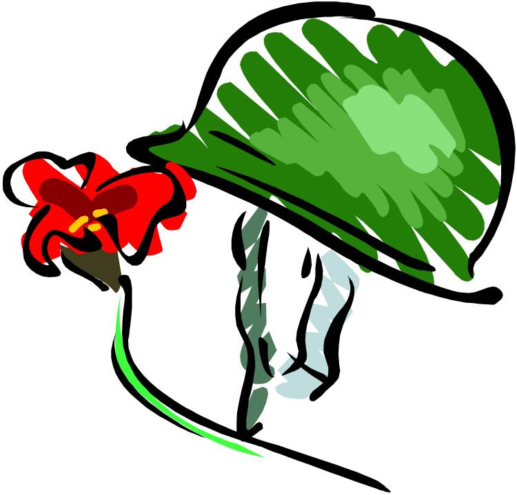 750x719 Veteran Day Borders Clipart