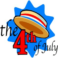 236x236 Free Fourth Of July Clipart Clip Art, Holidays And Rock Painting