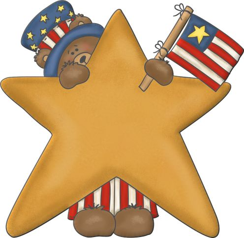 496x484 134 Best 4th Of July Clip Art Images On Clip Art, July