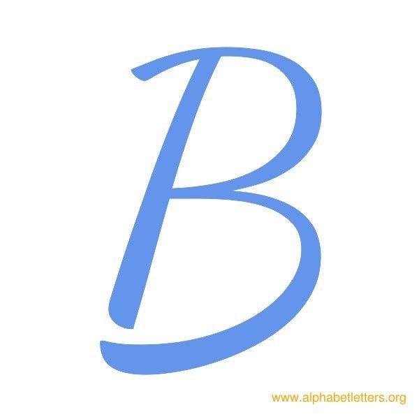 600x600 Printable Cursive Alphabet Letters For School Alphabet Letters Org