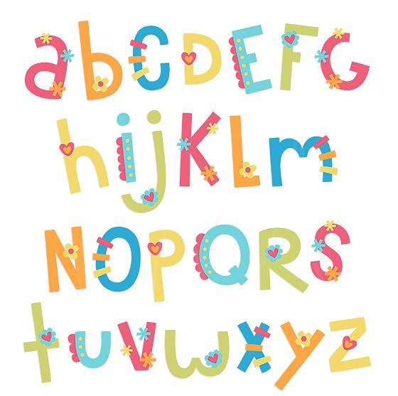 Free Printable Alphabet Clipart At Getdrawings Com Free For