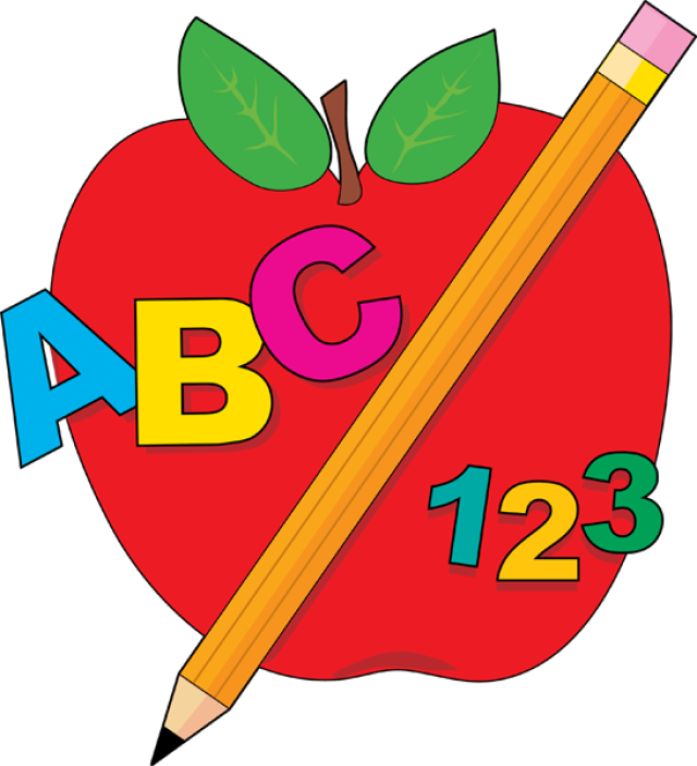 640x703 Free Printable Back To School Clipart 6979487