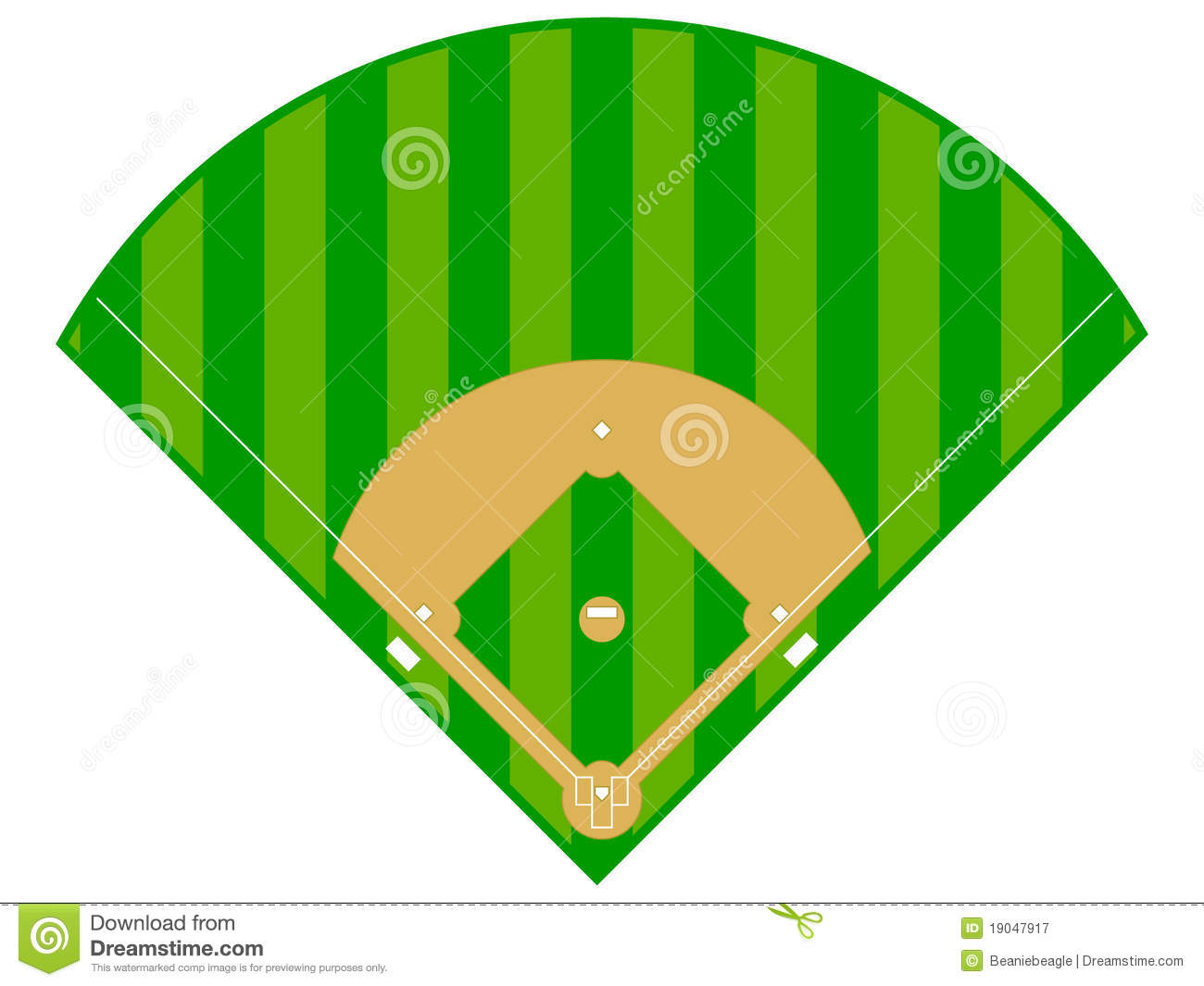 image about Printable Baseball Diamond identified as Absolutely free Printable Baseball Clipart at  Cost-free