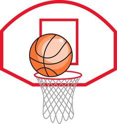 Free Printable Basketball Clipart at GetDrawings com | Free
