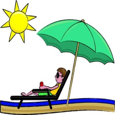 400x400 Collection Of Sunny Day Beach Clipart High Quality, Free