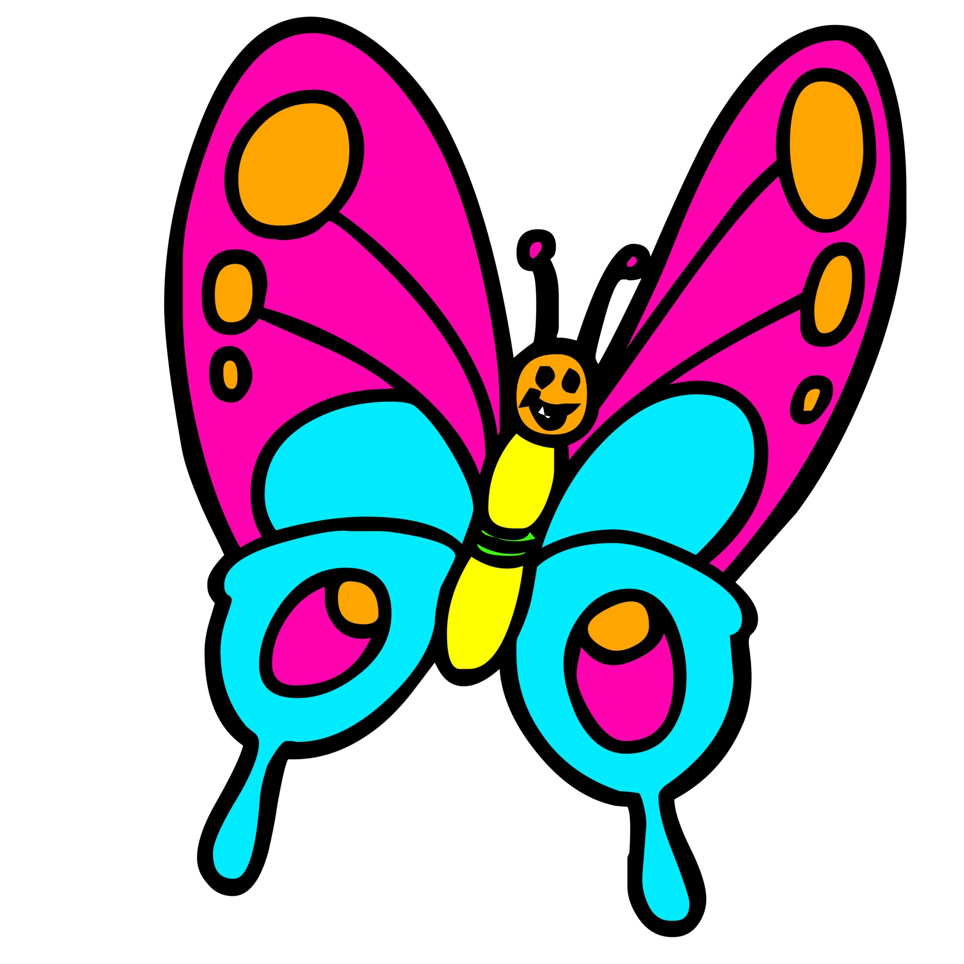 1920x1920 Collection Of Butterfly Drawings Buy Any Image And Use It