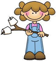 184x202 Camper Kid Clipart Welcome To The Camping Kids Collection