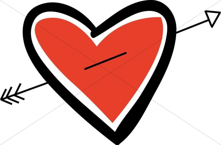 776x509 Christian Heart Clipart Christian Heart Images Sharefaith 6605823