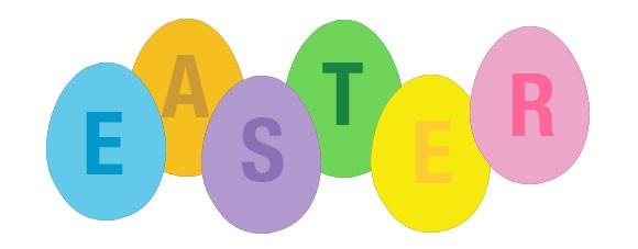 580x227 Easter Egg Happy Easter Clip Art Free Bunny Eggs Clipart Pics