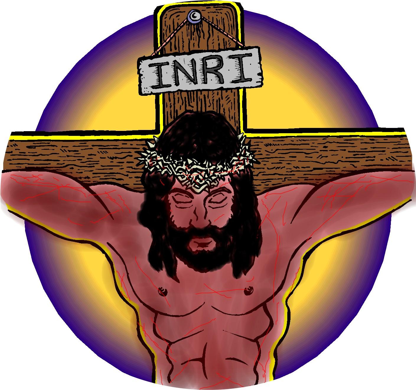 1409x1323 Lily Clipart Jesus Death