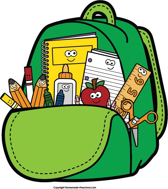 575x645 Religious Back To School Clipart