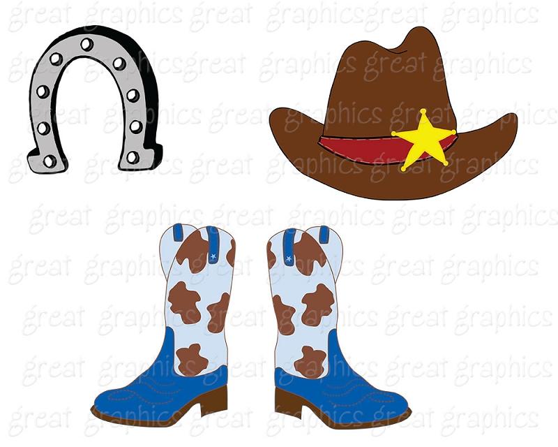 800x640 Image Of Clip Art Cowboy