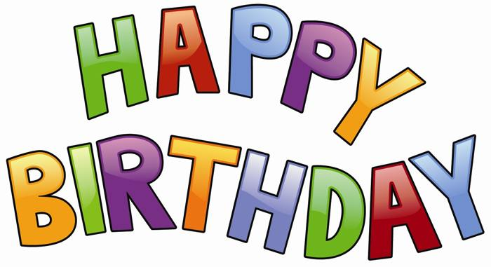 700x381 Happy Birthday Sign Free Download Clip Art On Clipart Signs