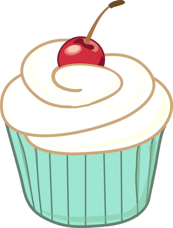 610x800 Free Cupcake Clip Art Themusicfoundry Future