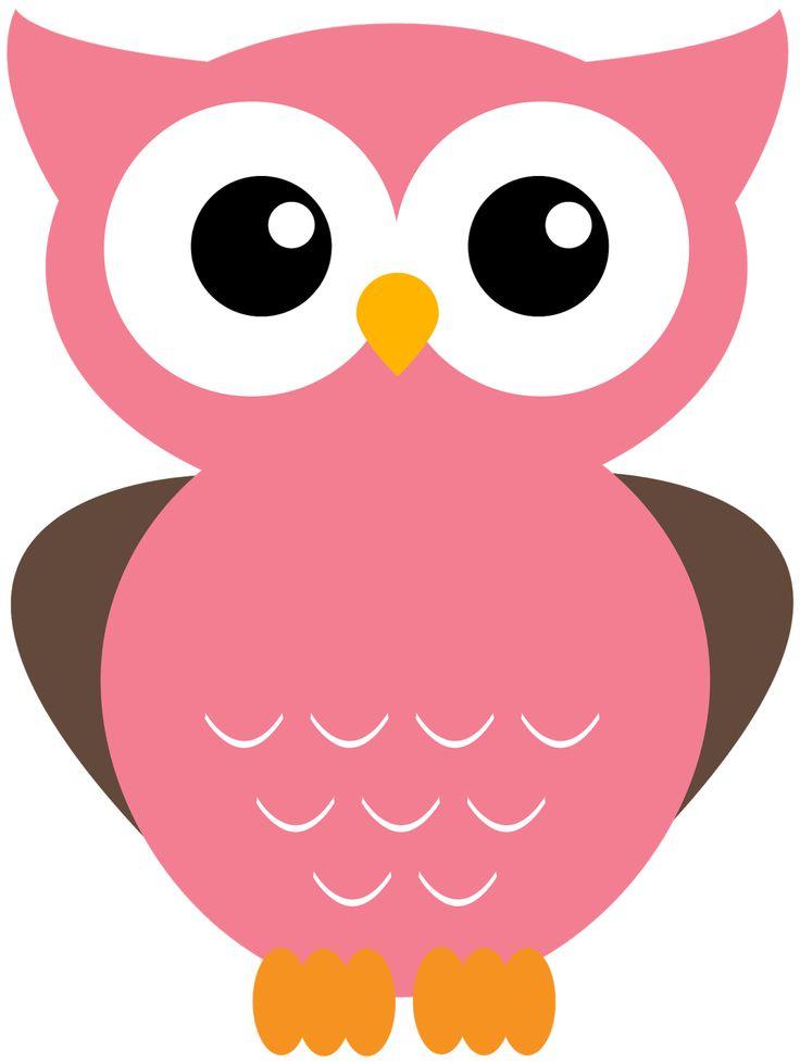 736x978 Free Printable Owl Clip Art Owl Clipart Cupcake 17