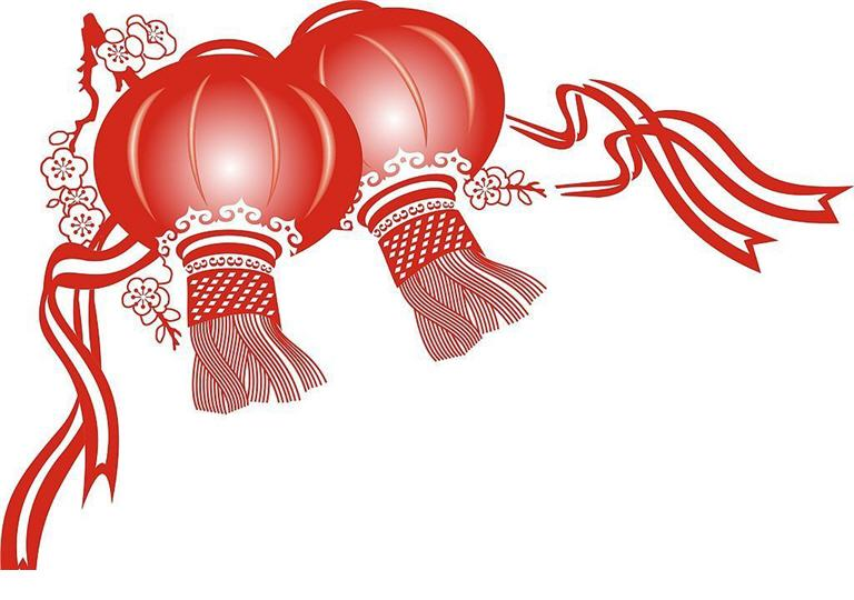 768x540 Free Printable Asian Clipart