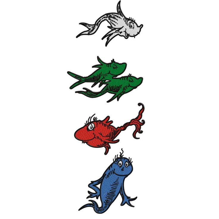 picture about Dr.seuss Fish Printable known as No cost Printable Fish Clipart at  Cost-free for