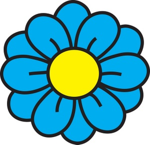 300x291 Flower Clipart Free