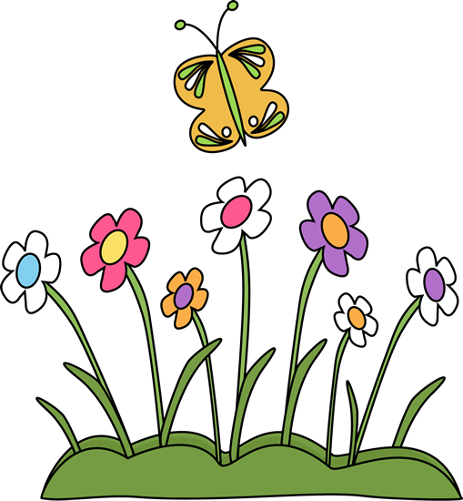 graphic regarding Bing Free Printable Clip Art identified as Totally free Printable Flower Clipart at  No cost for