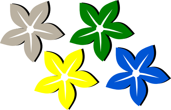 600x388 Clip Art May Elementary Flowers Clipart Cliparthut