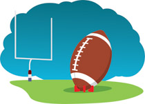 free printable football clipart at getdrawings com free for rh getdrawings com foot clipart images football game clipart images