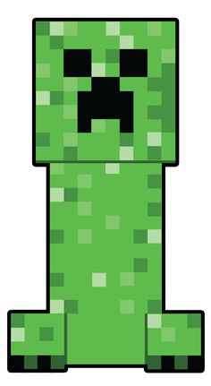 236x431 Minecraft Creeper Pizza Catch Myparty Httpit.ly1owuejm Http