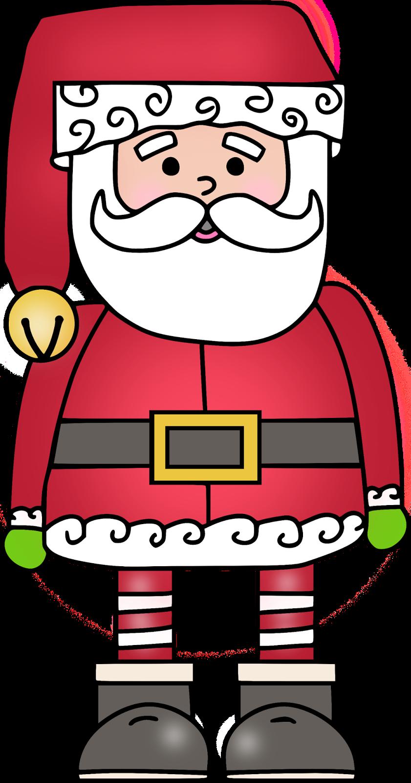 841x1600 Free Santa Clipart Santa