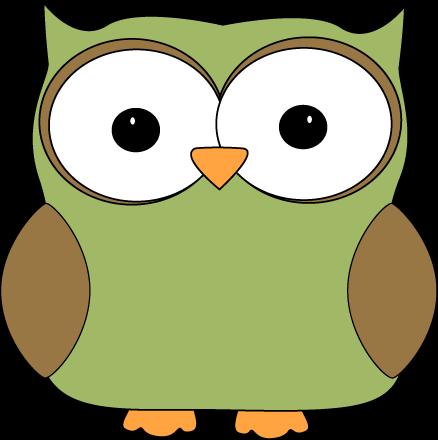 438x440 Owl Cartoon