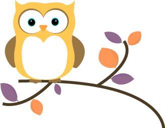 329x256 Owl Clip Art Free Printable Owl Clipart Kid