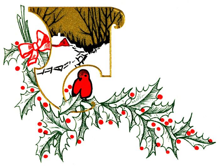 700x532 Christmas Clip Art Free Printable Clipart