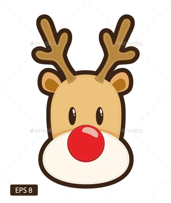 graphic regarding Reindeer Printable titled No cost Printable Reindeer Clipart at  Absolutely free