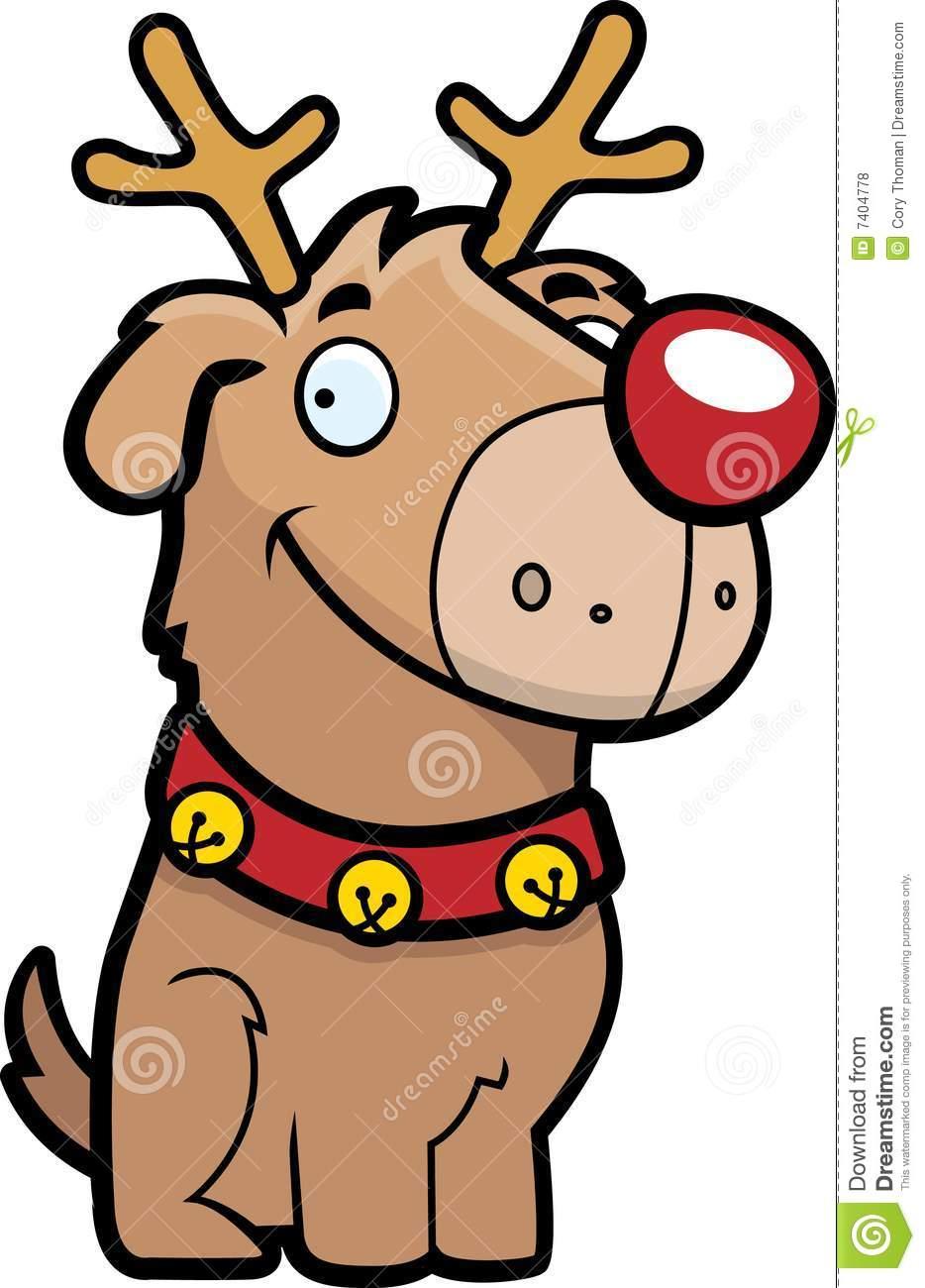 934x1300 Reindeer Clipart Dog