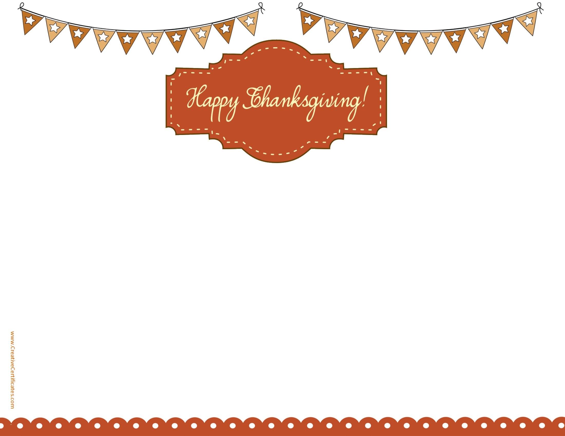 2200x1700 Thanksgiving Menu Clip Art Free