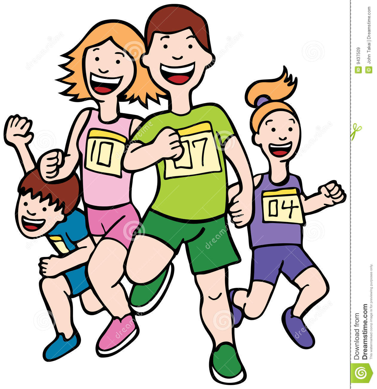 1262x1300 Collection Of Running Race Clipart High Quality, Free