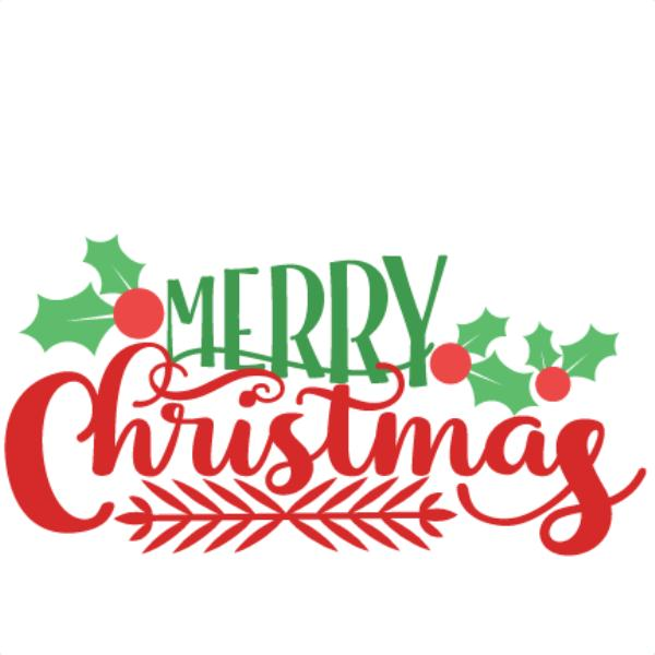 600x600 Exclusive Idea Merry Christmas Clipart Words Greetings Clip Art