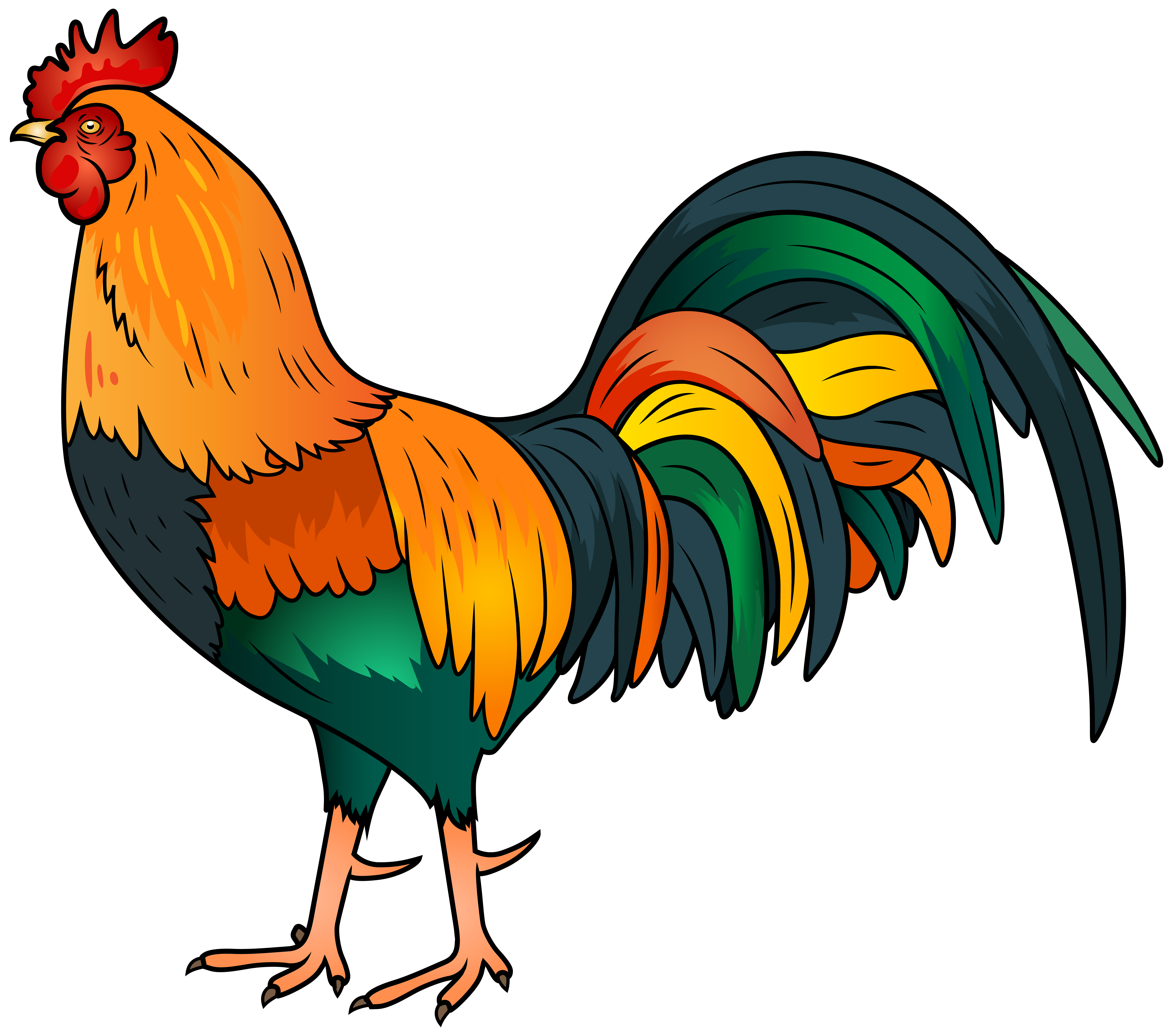 free rooster clipart at getdrawings com free for personal use free