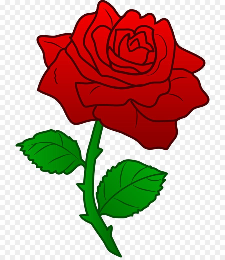 900x1040 Rose Flower Clip Art