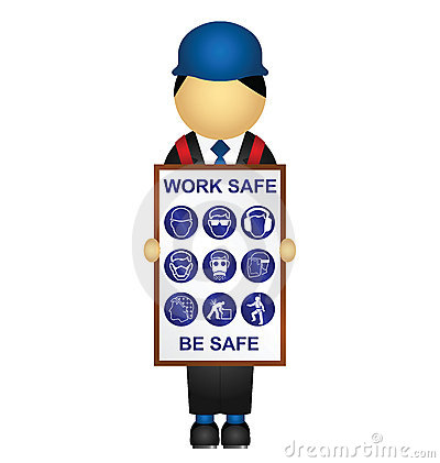 400x421 Occupational Safety Clipart